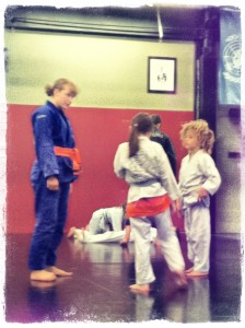 kid's martial arts class, all ages