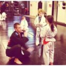 Kid's martial arts and family